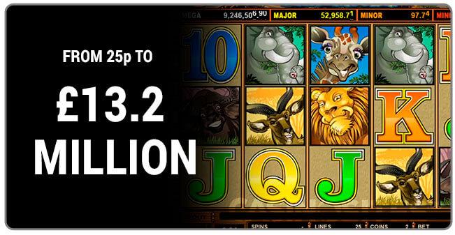 Image of Jon Heywood wins £13.2 million online slots