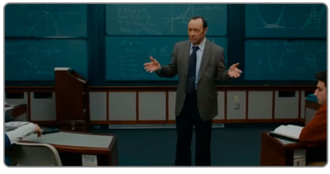 Image of Kevin Spacey in the Movie '21'
