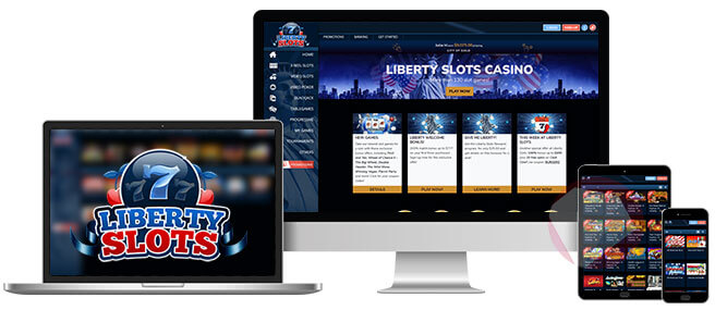 Liberty Slots Casino On Different Devices