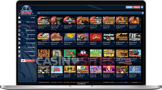 Liberty Slots Casino Slots Games