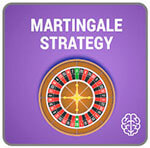 Martingale Strategy Icon