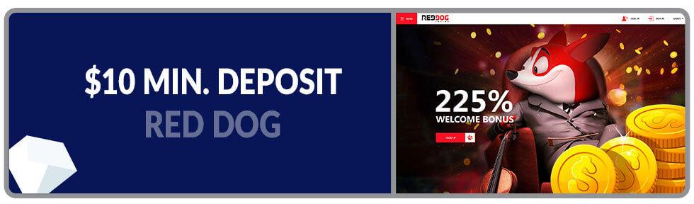 Image of Minimum Deposit Casino Red Dog