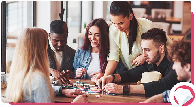 Playing Boardgames and Card games during Coronavirus Lockdown