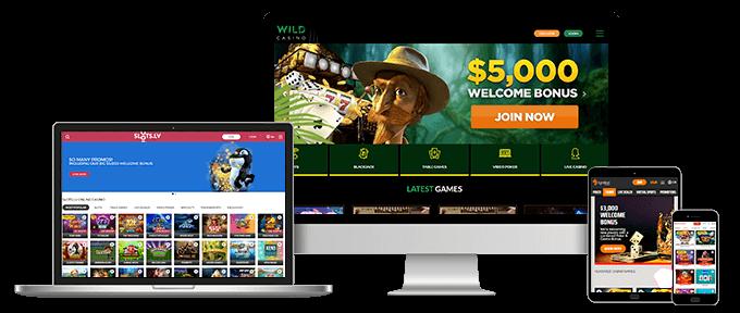 popular real money slots casinos usa