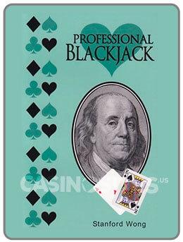 Image of Stanford Wong's Professional Blackjack book