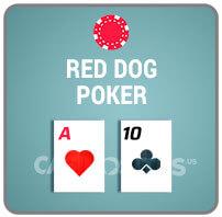 Red Dog Casino Poker Icon