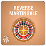Reverse Martingale Strategy Icon
