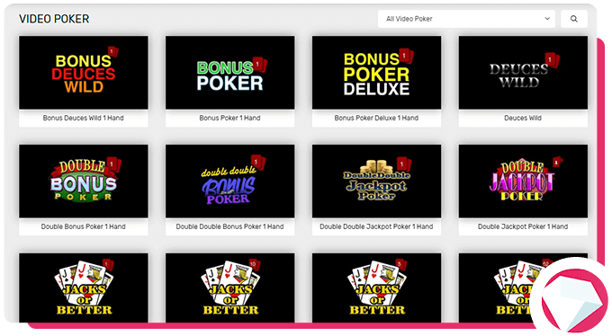 Bovada Review Video Poker