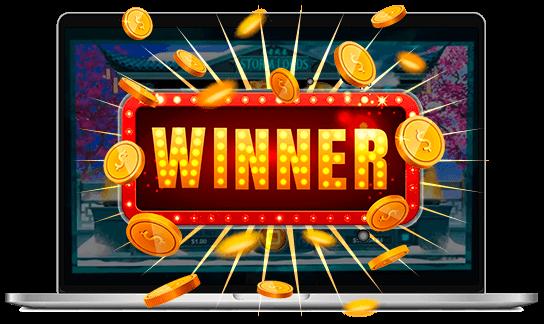 RTG Slots Bonuses winner