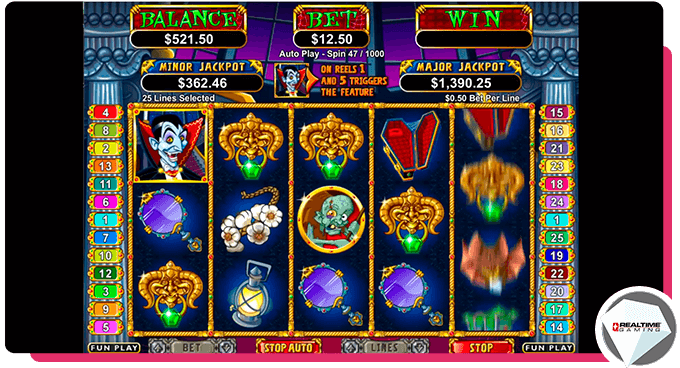 RTG Slots Count Spectacular Image