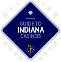 Casinos in Indiana badge
