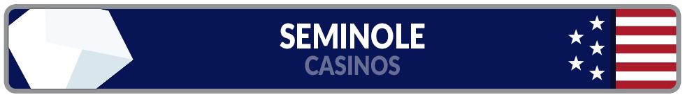 Image of Seminole Casinos Banner