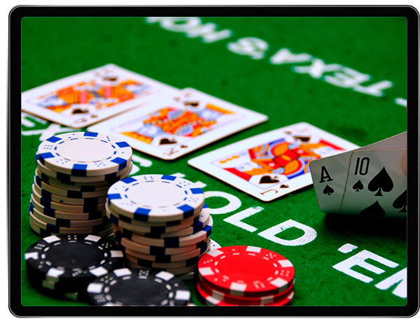 Texas Hold'em Adult Card Game
