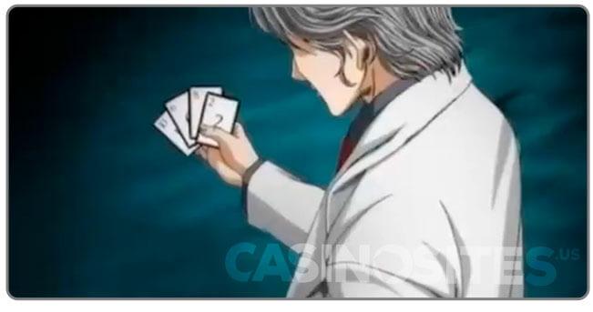 Image of Usogui Anime