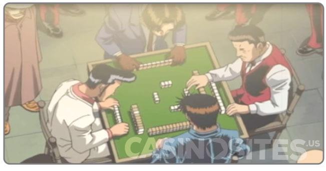 Image of Legendary Gambler Tetsuya