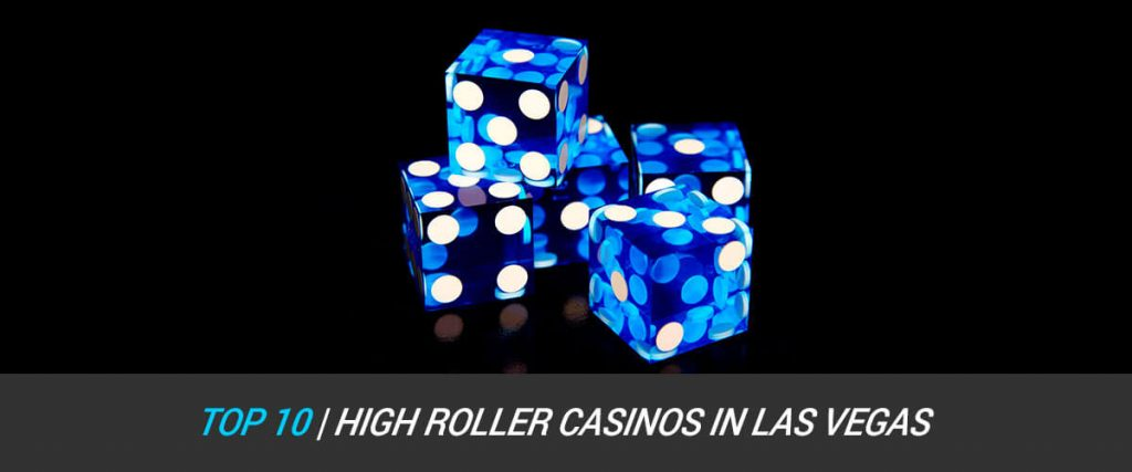 Image of High Roller Casino Dice Las Vegas