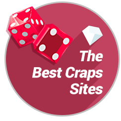 Top Real Money Craps Badge