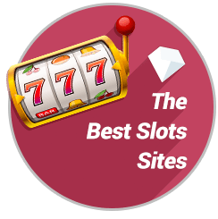 Best Real Money Slots Badge