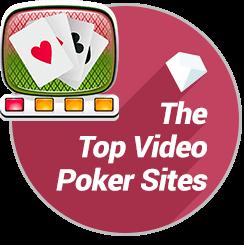 Top Real Money Video Poker Badge