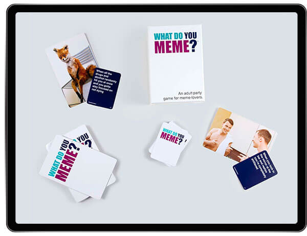 What Do You Meme Adult Card Game