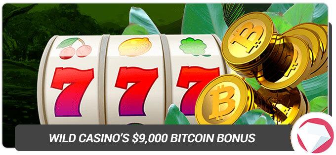 Wild Casino Bitcoin Bonus New Players