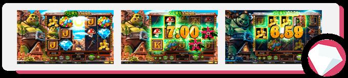Ogre Empire Betsoft Wild Casino